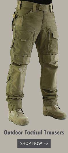 Mens Tactical Pants, Tactical Wear, Tactical Clothing, Mens Fashion Wear, Men's Fashion, Fashion Ideas, Fashion Trends, Sport Shirt Design, Adventure Outfit