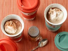 Recipe of the Day: Homemade Pumpkin Spice Latte	 Channel your inner barista (and save a few bucks) by brewing the buzzy, seasonal coffeeshop favorite right at home. Warming, frothy and spicy, this fall coffee staple is mixed with pumpkin puree, foamed milk and a little vanilla.