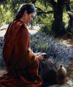 Women in the Scriptures: Questions to Ask Yourself when You Come Across a Woman in the Sciptures