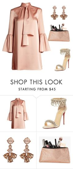 """Untitled #593"" by izzystarsparkle ❤ liked on Polyvore featuring Fendi, Christian Louboutin and Givenchy"
