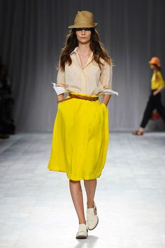paul smith spring 2012: Brights + Pale