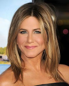 Jennifer Anniston always has a healthy glow, has that girl next door aurora, and is still glamorous and beautiful.