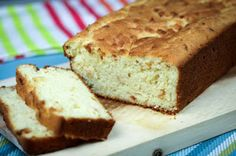In The Kitchen With Honeyville: Almond Flour Cheese Bread