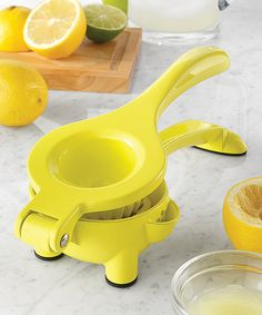 Two-in-One Countertop Juicer