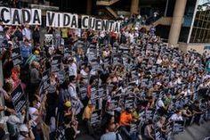 Venezuela: marche en hommage aux 125 morts lors des manifestations