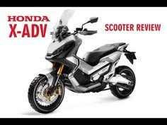 LA CUCARACHA AZUL: Honda x-adv scooter review