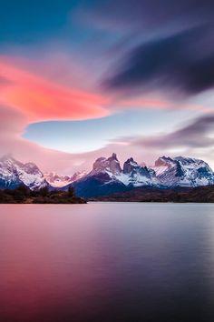 Torres del Paine, Chile | Manuel Fuentes