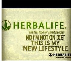 Proudly an Independent Herbalife Member since 2015 :)