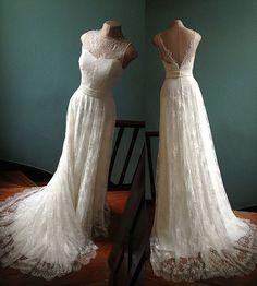 andry hupburn wedding dresses | Audrey Hepburn Wedding Dress Replica Audrey hepburn wedding dress