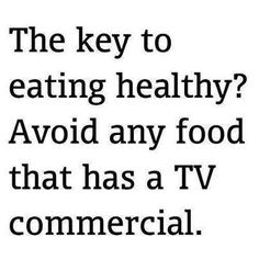 Key to healthy eating