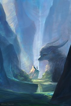 The Known in the Unknown: Final Resting Place by allisonchinart on DeviantArt