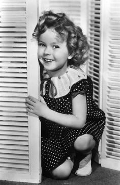 Shirley starred in more than 40 motion pictures, and most were made before she turned 12.