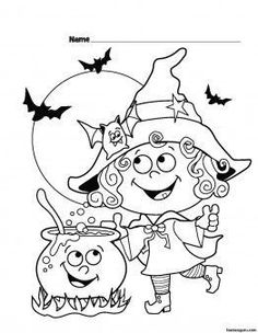 Halloween Coloring Sheets For Kids free printable halloween coloring pages for kids coloring Halloween Coloring Sheets For Kids. Here is Halloween Coloring Sheets For Kids for you. Halloween Coloring Sheets For Kids free disney halloween color. Free Halloween Coloring Pages, Witch Coloring Pages, Free Coloring Pages, Printable Coloring Pages, Coloring Books, Theme Halloween, Cute Halloween, Holidays Halloween, Halloween Crafts