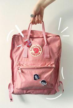 Fjallraven Kanken ~pink~