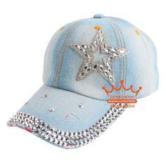 New fashion rhinestone floral denim women baseball caps wholesale woman hip  hop snapback hats girl brand casual cap gorras bc658a1d5b8
