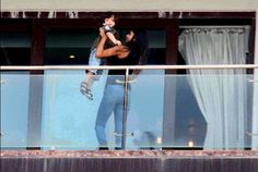 Shah Rukh Khan's son AbRam copies dad, waves to fans Shahrukh Khan Family, Abram Khan, Star Children, King Of Hearts, Celebrity Houses, Sons, Bollywood, Waves, India