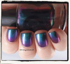 I Love Nail Polish: Sirene