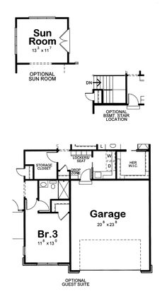 House Plan chp-48131 at COOLhouseplans.com