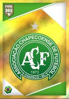 Chapecoense of Brazil crest.