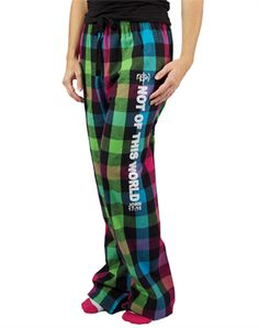 NOTW Flannel Pants - Christian Womens Pajamas for $14.99 | C28.com