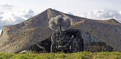 Capt. Andrew Eickbush, an   Artillerymen in 4th Battalion, 25th Artillery Regiment, fire the howitzer during the fire support certification exercise at Fort Drum.