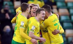 Norwich 2-0 Cardiff City: Emi Buendia and Todd Cantwell on target as Canaries go five points clear | Daily Mail Online Norwich City Fc, Carrow Road, Cardiff City, Football Program, The Championship, The Visitors, Mail Online, Daily Mail, Tik Tok