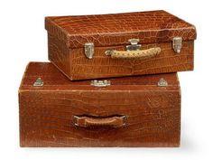 fe5fa23594 Hermes Custom Crocodile Bags Karen Blixen