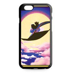 Aladdin And Jasmine iPhone Heavy Duty Case