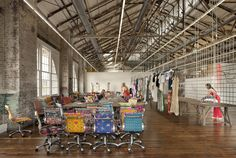 Gallery of Urban Outfitters Corporate Campus / MSR Design - 22