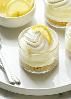 Ditch the oven for this decadent no-bake lemon and Oreo cheesecake dessert recipe.