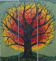 Resultado de imagen para mosaic tree
