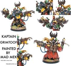Bad Moons, Freebooter, Orks, Warboss