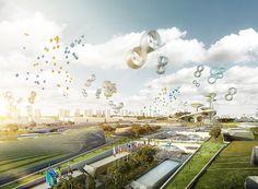 Grootse gebaren voor Expo 2017 in Astana