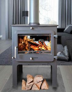 Ekol Clarity double sided stove – The only DEFRA approved double sided stove on … – Freestanding fireplace wood burning Living Room With Fireplace, Living Room Kitchen, Double Sided Log Burner, Inset Stoves, Wood Stoves, Wood Burning Logs, Living Room Panelling, Freestanding Fireplace, Stove Fireplace