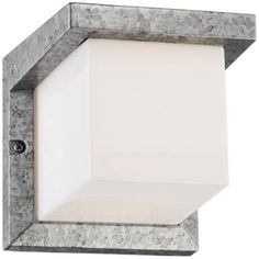 "Armstrong LED 6 1/4"" High Outdoor Wall Light"