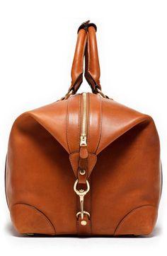 Ghurka 'Cavalier II' Travel Duffel Bag | Nordstrom