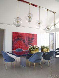 HOUSE TOUR: Inside An Artfully Daring Florida Home