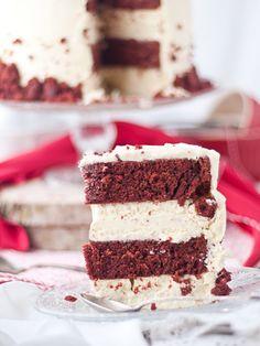 Red velvet cheesecake de Megasilvita
