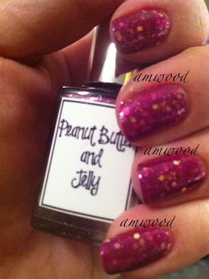 """Whimsical Ideas by Pam """"Peanut Butter and Jelly""""!!!!!!!!!!!!!!!! I NEED this!"""