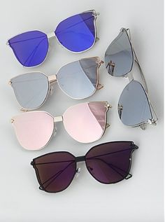 9ad2db30dc The Prettiest Metal-Rim Sunglasses You ve Ever Laid Your Eyes On ...