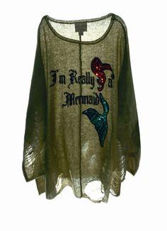 Little Mermaid shirt!