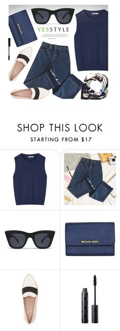"""""""YESSTYLE.com"""" by monmondefou ❤ liked on Polyvore featuring Quay, Kate Spade, Witchery, yesstyle and prefall"""