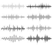 Technology Stock Images & Video - Dreamstime - Page 5 Waves Audio, Sound Waves, Photo Online, Royalty Free Stock Photos, Technology, Music, Image, Black, Tech