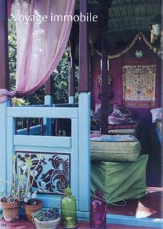 Gypsy Dream Porch