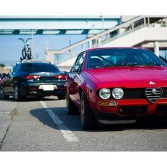 """specialstandard: """"Alfa Romeo Alfetta GTV #AlfaRomeo #AlfaRomeoAlfetta #AlfaRomeo #Alfetta #gtv #berlina #4C #8C #156 """""""