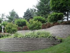 Retaining Wall/ Landscaping
