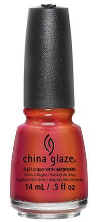 China Glaze Nail Polish Jamaican out 70338