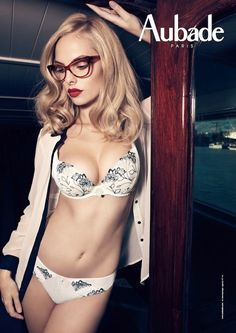 Aubade Paris - Lingerie - New Collection - Women - Lingerie
