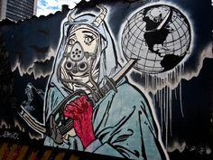 Bogotá: la ciudad que se hizo galería / Artículo para Wall Street Magazine