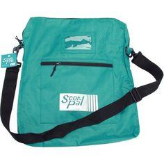 Scor-Pal Scor-Tote Carry Bag, Teal, Blue